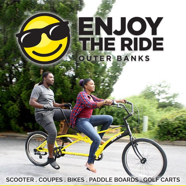 Enjoy the Ride Outer Banks Rentals
