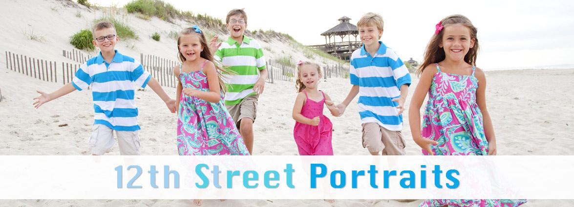 12th Street Portraits