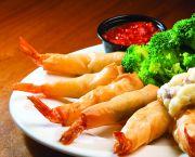 Shrimp Wellington - The Oceanfront Grille