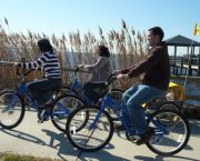 Ditch the Car and Ride a Bike - Just For the Beach Rentals