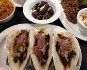 Tacos De Asada - Agave Roja Mexican Restaurant Corolla NC