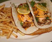 Fish Tacos - Uncle Ike's Sandbar & Grill