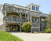 Private Salt Pool, Semi-oceanfront, 5 Bedrooms - Corolla Classic Vacations