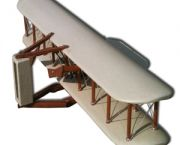 Wright Flyer Keepsake Model Airplane - Kitty Hawk Kites