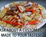 "The ""corolla"" Steamer Pot  - Fat Crabs"