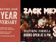 20Th Anniversary Party With Zack Mexico