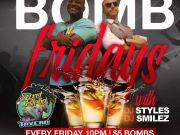 Bomb Fridays With DJ Styles