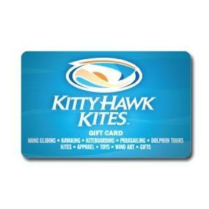 Kitty Hawk Kites, Gift Cards