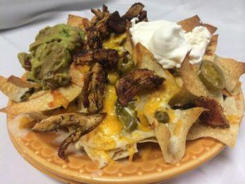 Sundogs Raw Bar & Grill, Nachos