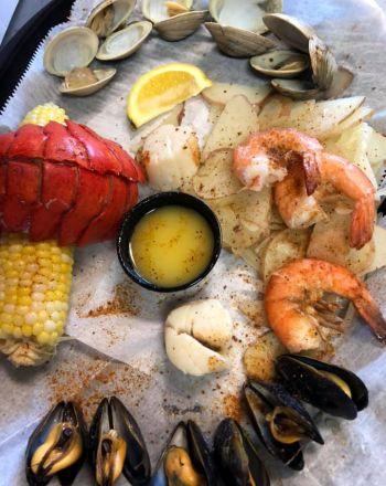 Fat Crabs Rib Company Corolla NC Restaurant, The Lighthouse