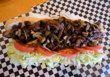 Philly Steak Subs, Cheese Hoagie
