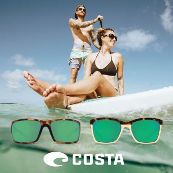 OBX Bait and Tackle Corolla Outer Banks, Costa Del Mar Sunglasses