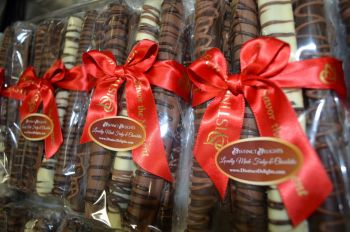 Big Buck's Ice Cream, Locally-Made Fudge & Chocolates