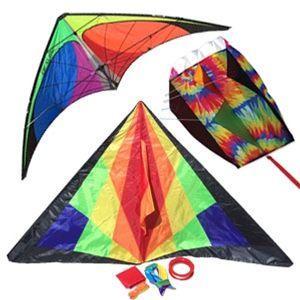 """Kitty Hawk Kites, KHK """"Best Sellers"""" Kite Package"""