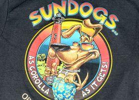 Sundogs Raw Bar and Grill, Long Sleeve Tees