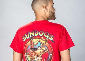 Sundogs Raw Bar and Grill, Men's Tees