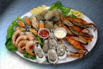 Fat Crabs Rib Company Corolla NC Restaurant, Steamed Sampler