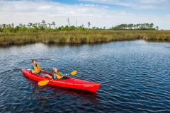 Currituck County Kayaking