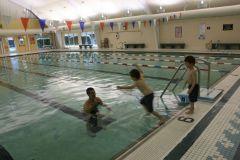 Indoor Pool at Corolla Light Resort