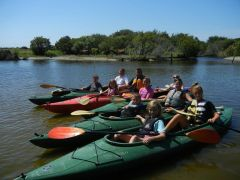 Kayak Tours by Back Country Safari Tours