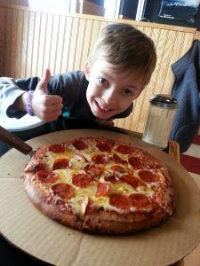 Pizzazz Pizza photo