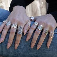 We offer a large selection of sterling silver rings and earrings that fit any budget.