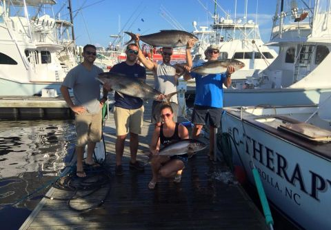 Corolla Bait and Tackle, Offshore Gulf Stream Trips