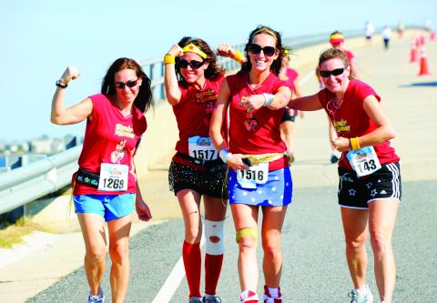 Outer Banks Sporting Events, Outer Banks Marathon Weekend