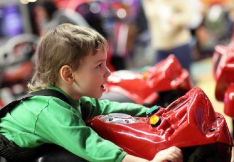 Corolla Raceway Corolla NC, Kid Friendly Games