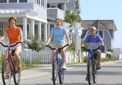 Currituck County Department of Travel & Tourism, Cycling Currituck