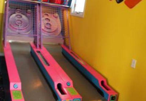 Corolla Raceway Corolla NC, Arcade Games
