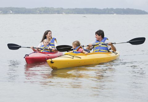 Corolla Water Sports, Kayak Tours
