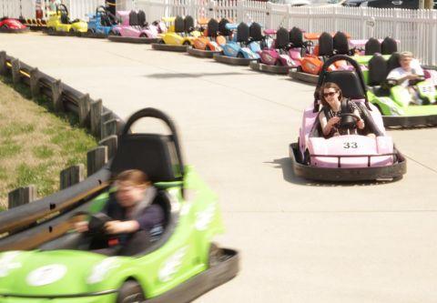 Corolla Raceway Corolla NC, Race Go Karts