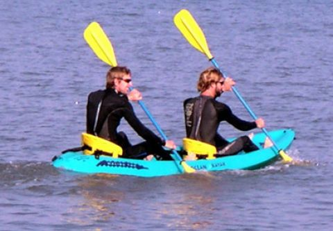 Ocean Atlantic Rentals, Ocean to Sound Kayak