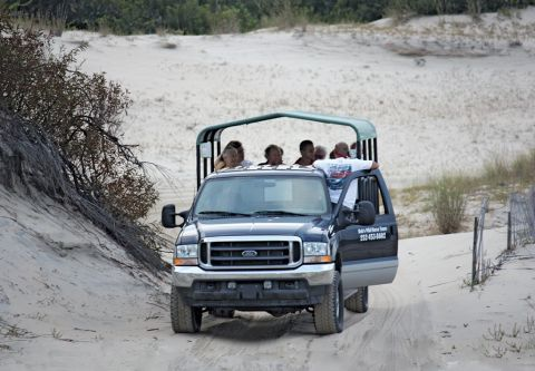 Corolla Wild Horse Tours, Family Adventure — Evening Horse Tours