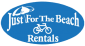 Logo for Just For the Beach Rentals