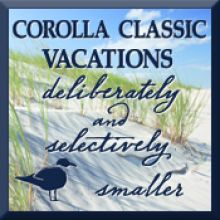 Corolla Classic Vacations