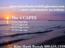 Wedding Beach Houses